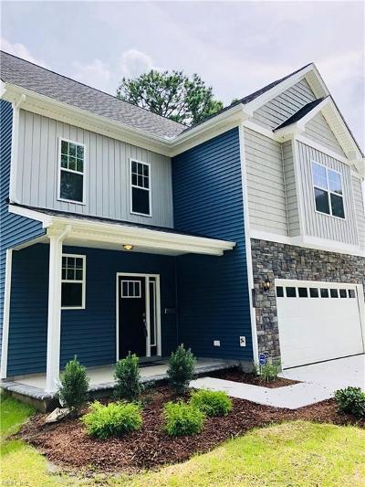 Norfolk Single Family Home New Listing: 3575 N Ingleside Dr
