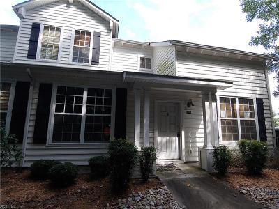 Virginia Beach Single Family Home New Listing: 5384 Charmont Ct