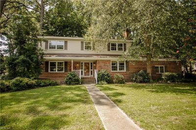 Hampton Single Family Home New Listing: 314 Falmouth Turning