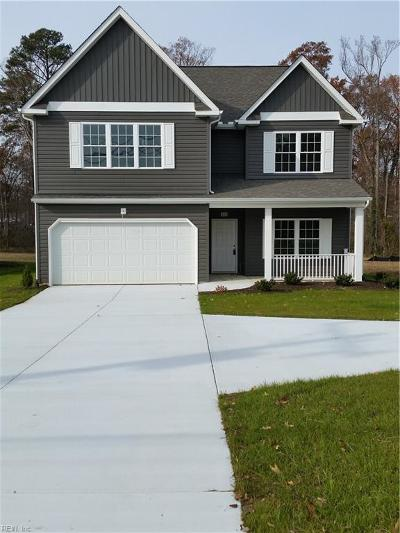 Newport News Single Family Home For Sale: 285 Richneck Rd