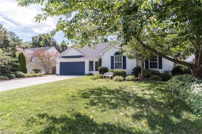 Chesapeake Single Family Home New Listing: 211 Rose Ash Way