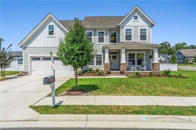 Chesapeake Single Family Home New Listing: 431 Wisdom Path