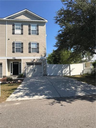 Virginia Beach Single Family Home New Listing: 4833 Lauderdale Ave