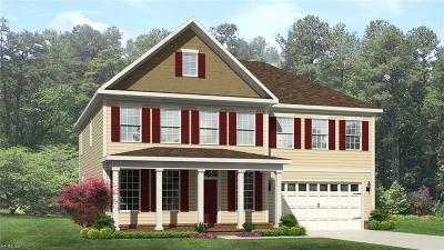 Chesapeake Single Family Home New Listing: Mm Azalea (Vance Landing)