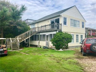 Sandbridge Beach Single Family Home For Sale: 3661 Sandpiper Rd