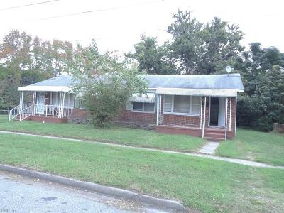 Portsmouth Single Family Home New Listing: 11 Grand St