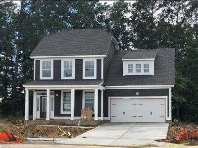 Suffolk Single Family Home Under Contract: 133 Brookside Ln