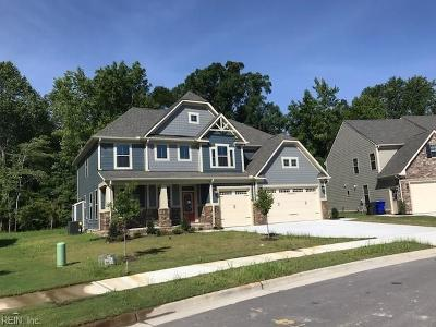 Suffolk Single Family Home Under Contract: 109 Freedom Ln