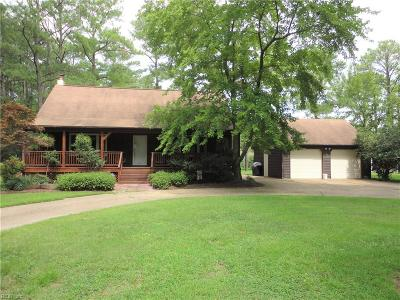Hampton Single Family Home New Listing: 100 Brittain Ln