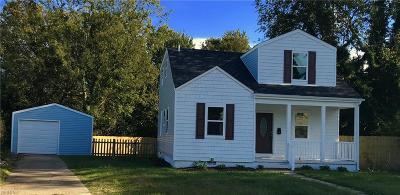 Norfolk Single Family Home New Listing: 1021 Winward Rd