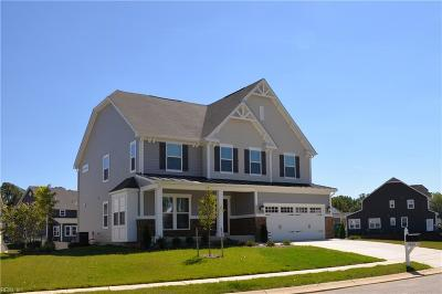 Newport News Single Family Home For Sale: Mm Rom Oliver Way
