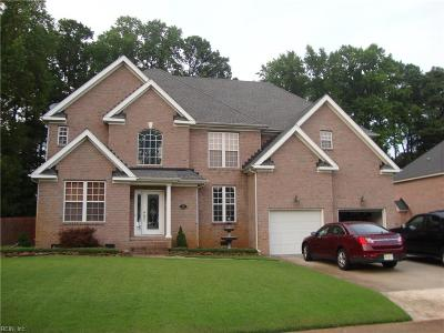 Suffolk Single Family Home New Listing: 121 Winterview Dr