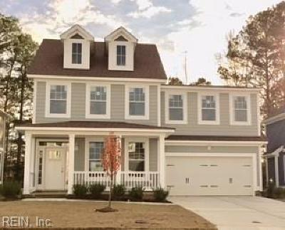 Suffolk Single Family Home New Listing: 217 Reservoir Ln