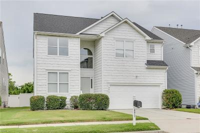 Norfolk Single Family Home New Listing: 9617 Dolphin Rn