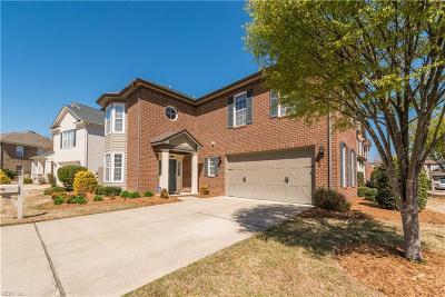 Virginia Beach Single Family Home New Listing: 5212 Averham Dr