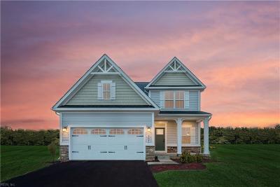 Hampton Single Family Home New Listing: Mm Bal Waterfowl Cv