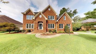 Single Family Home For Sale: 1520 Lauren Ashleigh Dr