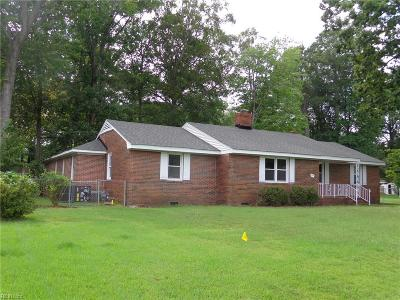 Portsmouth Single Family Home New Listing: 300 Leonard Rd