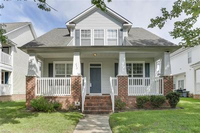 Hampton Single Family Home New Listing: 292 Mockingbird Ln