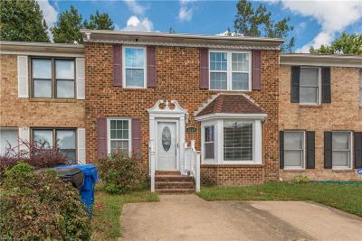 Virginia Beach Single Family Home New Listing: 4149 Benjamin Harrison Dr