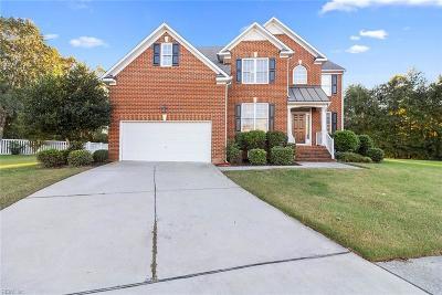 Chesapeake Single Family Home New Listing: 3208 Braddock Landing Rd