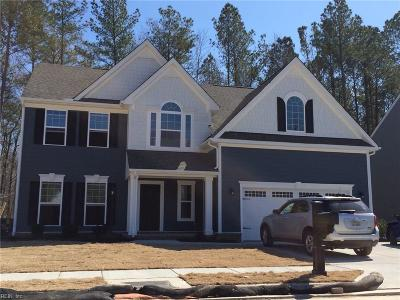 Chesapeake Single Family Home Under Contract: 2119 Tall Pine Dr