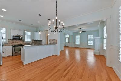 Norfolk Single Family Home For Sale: 4841 Pleasant Ave