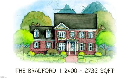 Single Family Home For Sale: Mm Bradford Elizabeth Place Landside Classic