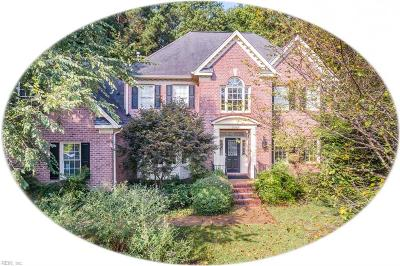 Williamsburg Single Family Home For Sale: 3283 Deerfield Ct