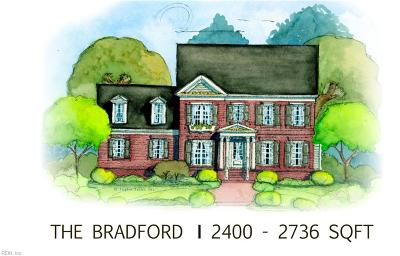 Single Family Home For Sale: Mm Bradford Ii Elizabeth Place Landside Classic