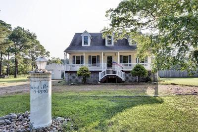 Hampton Single Family Home For Sale: 16 Dandy Point Rd