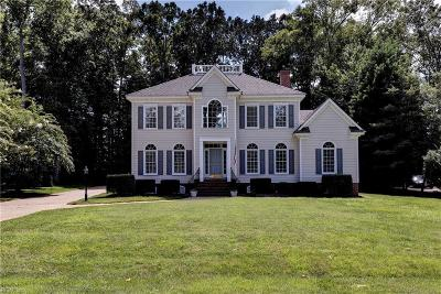 Williamsburg Single Family Home Under Contract: 164 Heritage Pointe