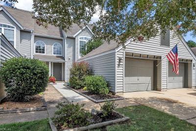 Virginia Beach Single Family Home Under Contract: 5072 Glenwood Way