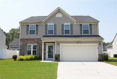 Newport News Single Family Home For Sale: 629 Sea Turtle Way