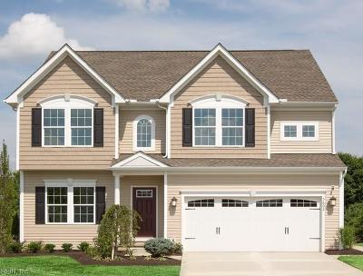 Newport News Single Family Home Under Contract: 562 Oliver Way