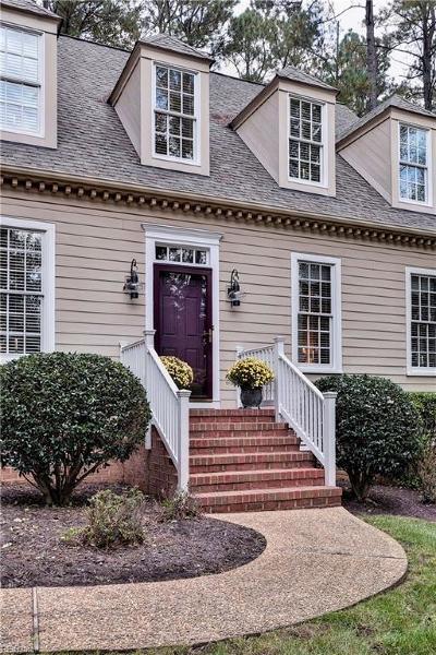 Williamsburg Single Family Home For Sale: 116 Sugar Bush