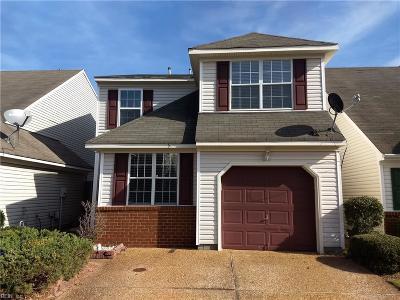 Hampton Single Family Home For Sale: 15 Bluesage Path