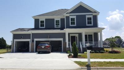 Suffolk Single Family Home Under Contract: 3725 Willow Glenn Cir
