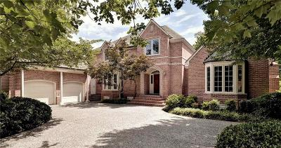 Williamsburg Single Family Home For Sale: 3001 Travis Pond Rd