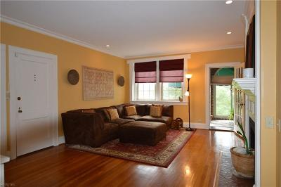 Norfolk Single Family Home For Sale: 104 Willow Wood Dr #C-5