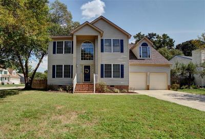 Hampton Single Family Home Under Contract: 1 Meadow Ln