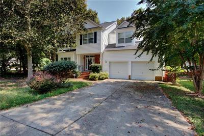 Williamsburg Residential For Sale: 4723 Regents Park