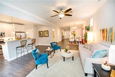 Norfolk Single Family Home For Sale: 2739 Lens Ave