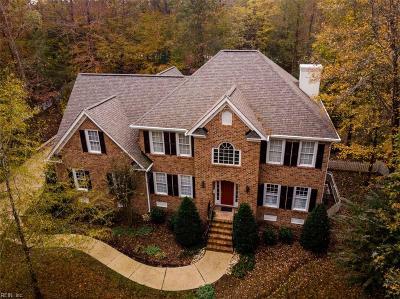 Williamsburg Single Family Home For Sale: 129 Blackheath