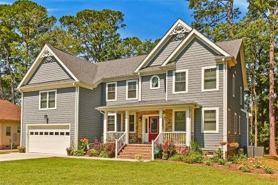 Norfolk Single Family Home For Sale: 2666 Wingfield Rd