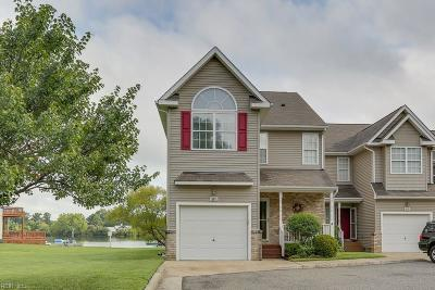 Hampton Single Family Home For Sale: 201 Reflection Ln