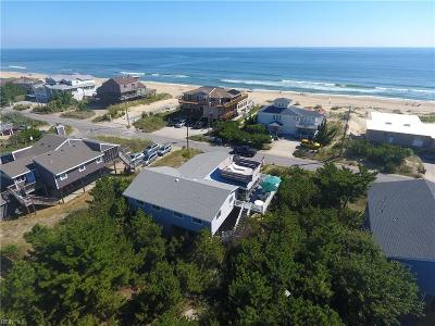 Sandbridge Beach Single Family Home Under Contract: 2805 Sandfiddler Rd