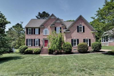Williamsburg Single Family Home For Sale: 4024 Colonial Cres