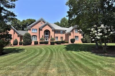 Williamsburg Single Family Home For Sale: 2408 Richard Bolling