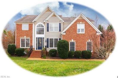 Williamsburg Single Family Home For Sale: 3249 Windsor Rdg